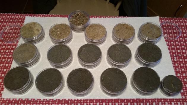 Soil Samples